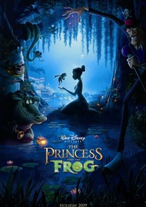 The Princess and the Frog (Gender Swap)