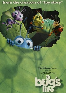 A Bug's Life (Gender Swap)