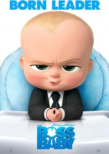 The Boss Baby (Gender Swap)