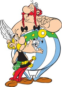 The Adventures of Asterix and Obelix
