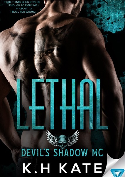 Lethal (Devil's Shadow MC, Book 1) Fan Casting Poster