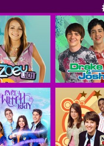 Face Claims Sorted by Nickelodeon Shows and Original Movies