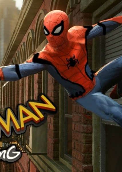 Spider Man Homecoming video game