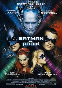 Batman and Robin (Tim Burton Version)