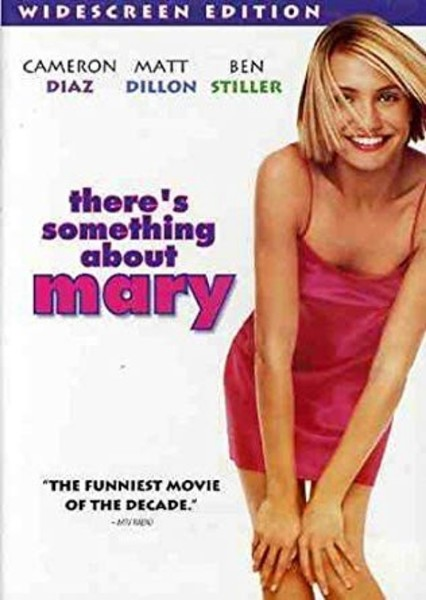 There's Something About Mary Fan Casting Poster