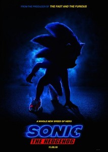 Sonic The Hedgehog ( 2019 Film )