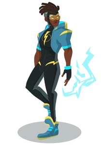 The Adventures of Static Shock