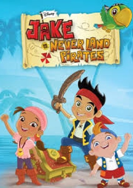 Jake and the Never Land Pirates Fan Casting Poster