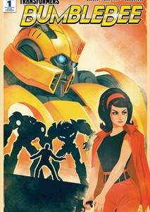 Bumblebee The Yellow Agent