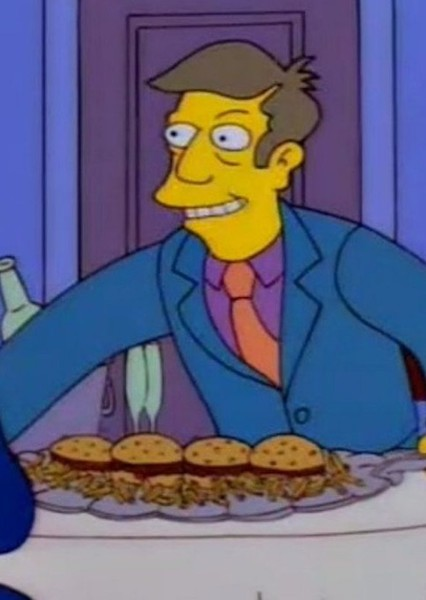 Steamed Hams but it's a Live-Action Movie