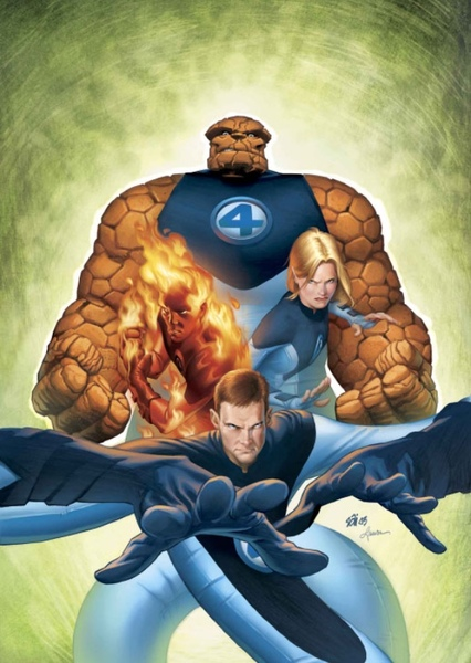 Ultimate Fantastic Four 2