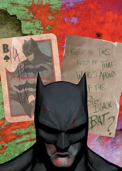 Batman: The War of Jokes and Riddles