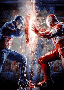 Captain America: Civil War (2006)