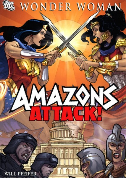 Wonder Woman: Amazons Attack
