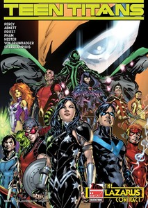 Teen Titans: The Lazarus Contract