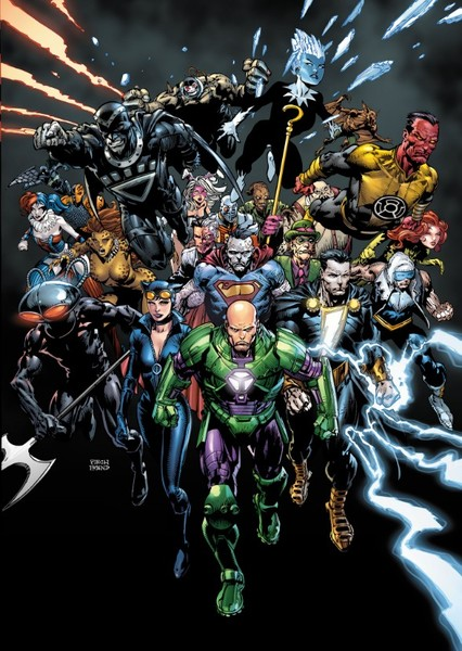 Injustice League: Forever Evil
