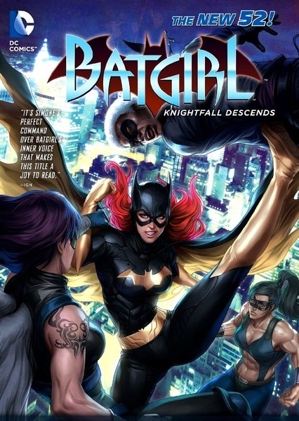 Batgirl: Knightfall Descends