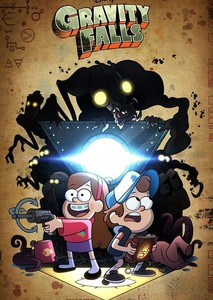 Gravity Falls (Different Voice Cast)
