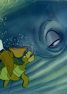The Little Blue Whale (Don Bluth film)