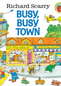 Richard Scarry Presents The Best Ever! Series