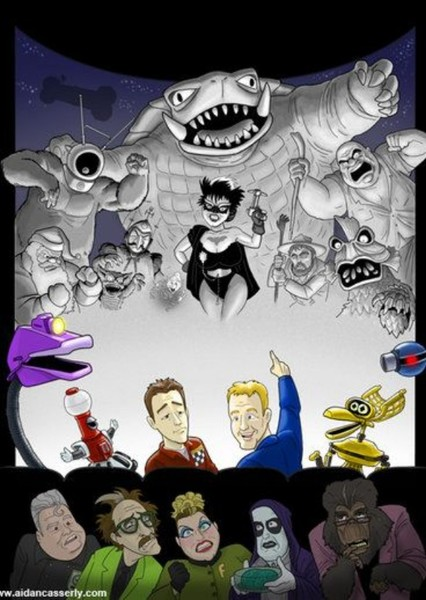 Mystery Science Theater 3000 Fan Casting Poster