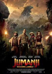 Jumanji: Welcome to the Jungle (2016)