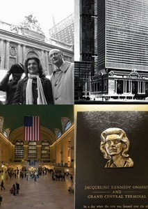Jackie Kennedy: Grand Central