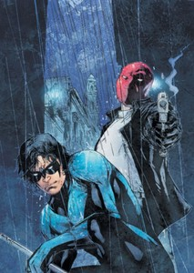 Nightwing and Red Hood