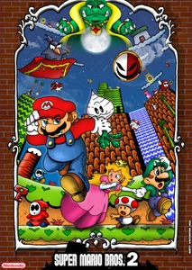 The Mario Brothers 2