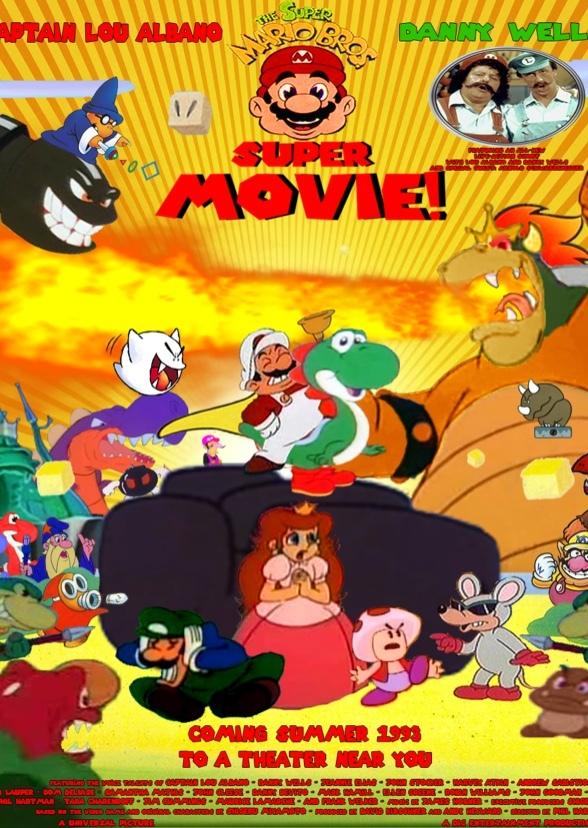 Iggy Fan Casting For The Super Mario Bros Super Movie 1993