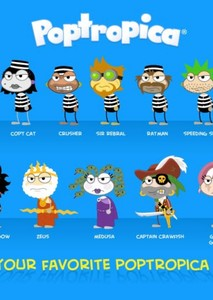 Poptropica Villains