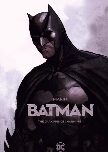 Batman: The Dark Prince Charming Fan Casting Poster