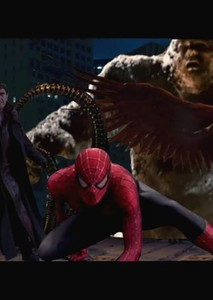 Spider-Man: Rise of Triple Trouble