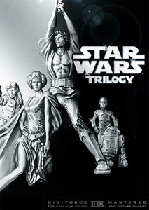 Star Wars Original trilogy in the 50s