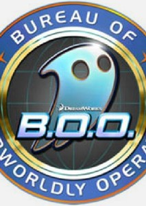 Dreamworks' B.O.O.: Bureau of Otherworldly Operations