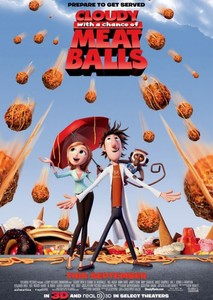 Cloudy with a Chance of Meatballs (1980's)