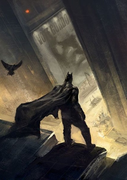 Batman: The Shadow of The Bat