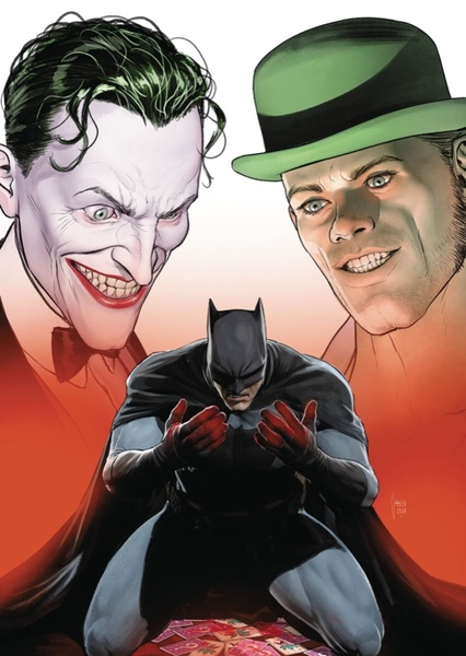 Batman: A War of Jokes and Riddles