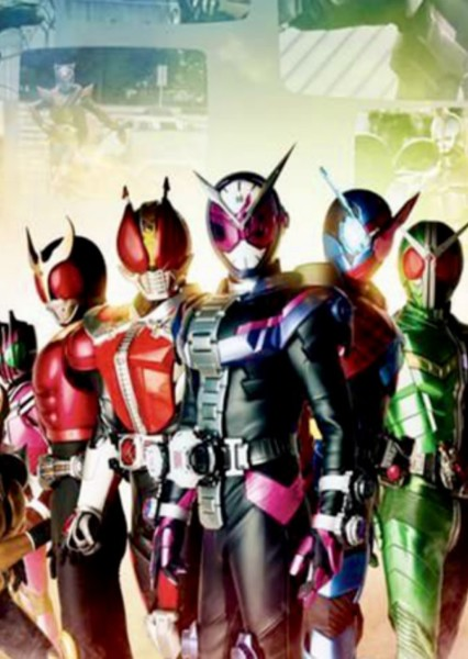 Kamen Rider (Fox Kids Series)