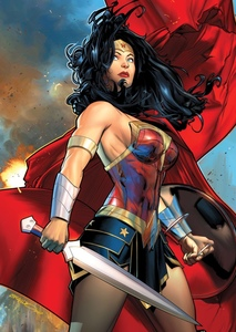Wonder Woman: Diana of Themyscira (DCCU)