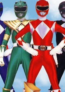 Power Rangers (Netflix)