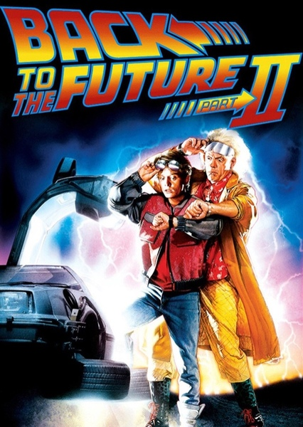 Back to the Future: The Series (Season 2) Fan Casting Poster