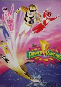 Mighty Morphin Power Rangers: World Tour Live on Stage