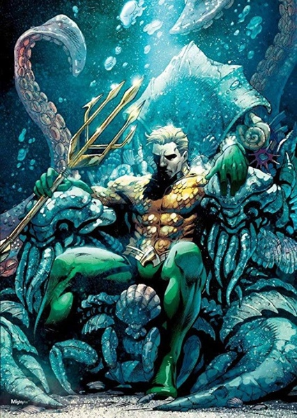 Aquaman: The King of Atlantis (DCCU)
