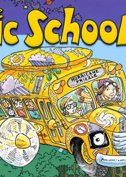 Fan Casting Mana Ashida as Wanda Li in Magic School Bus on