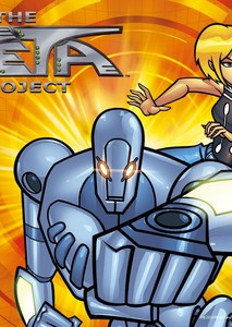 Live Action Zeta Project  TV show