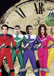 Power Rangers Time Patrol