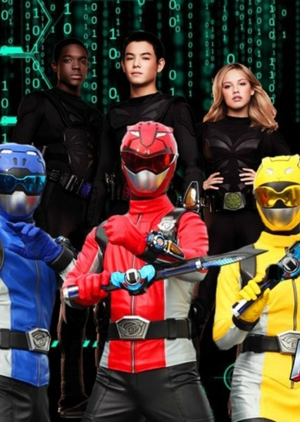 Power Rangers Energy Chasers Fan Casting On Mycast