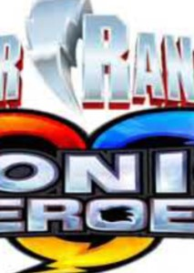 Power Rangers Sonic Heroes