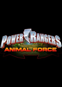 Power Rangers Animal Force